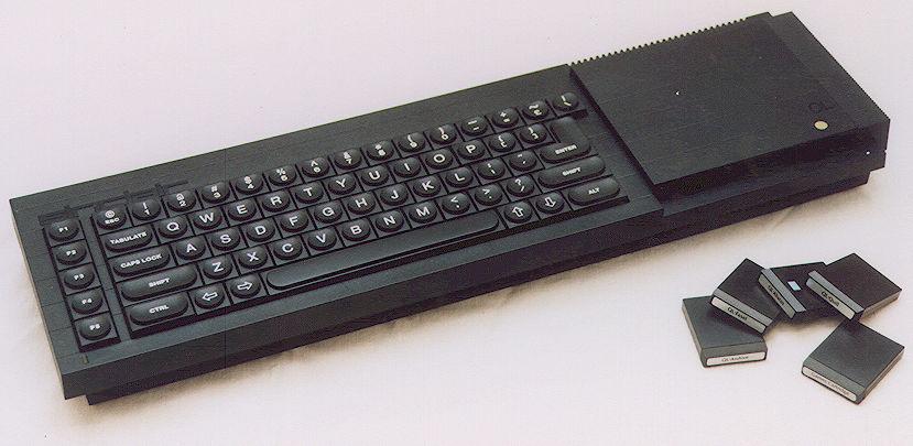 1989: Sinclair QL