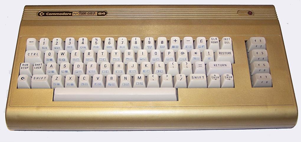 C64 Gold Edition | 1984-1986