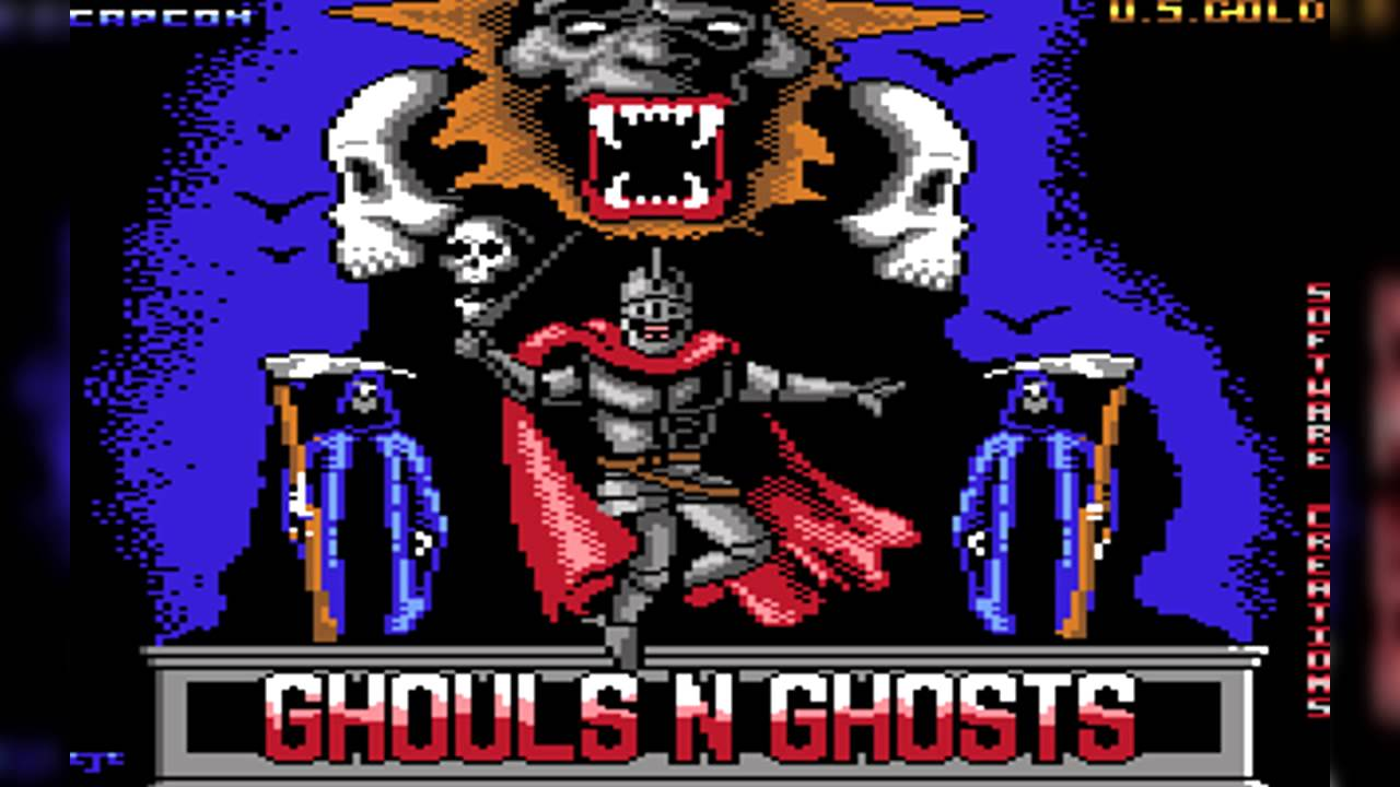 Ghouls ´n Ghosts | Commodore 64
